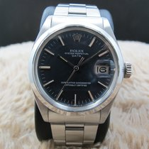 Rolex OYSTER DATE 1500 Original Dark Grey Dial and Folded...