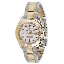 Rolex Yachtmaster 169623 Ladies Watch in 18K Yellow Gold &...