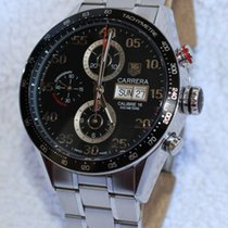 TAG Heuer Carrera Chronograph Ref. CV2A10 BA0796-Men's...