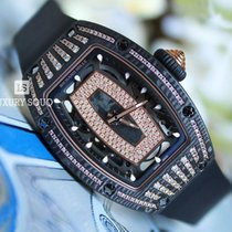 Richard Mille in NTPT Carbon Set with Diamond