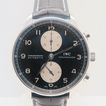 IWC Portuguese Chronograph Ref. IW371404 (Box&Papers)