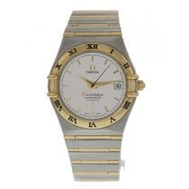 Omega Constellation Automatic 368.1201 Gold & Steel