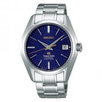 Seiko High Beat GMT Rare Blue Dial