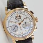 A. Lange & Söhne Datograph Flyback Rosé Gold