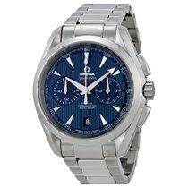 Omega Seamaster Aqua Terra GMT Chronograph 231.10.43.52.03.001