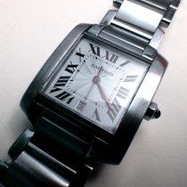 Cartier Tank Francaise XL Automatik Date