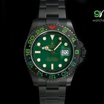 劳力士  (Rolex) Gmt Master II Ref.116710ln 40mm, Custom Pvd Black