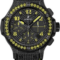 Hublot Big Bang Black Fluo Yellow