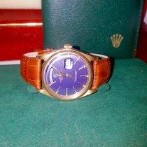 Rolex 100% Authentic Rolex Day-Date 1807 Original Purple Blue...