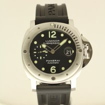 Panerai Luminor Submersible Automatic from 2008 complete with...