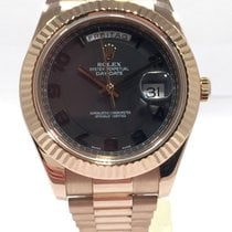 Rolex Day-Date II 41 mm President 18K Rose Gold LC 100