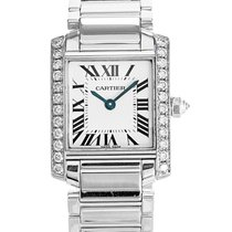 Cartier Watch Tank Francaise WE1002S3