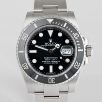 Rolex Submariner Date Latest Cerachrom Model