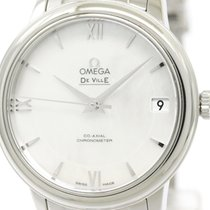 Omega Polished Omega De Ville Prestige Co-axial Watch 424.10.3...