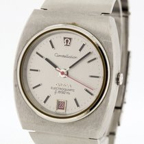 Omega Constellation F8192 Ref 196.0008 Cal. 1300 BETA 21 NOT...