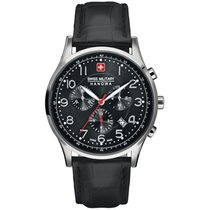 Swiss Military Hanowa Patriot Herrenuhr Chronograph 06-4187.04...