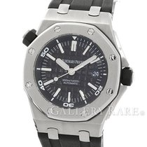 오드마피게 (Audemars Piguet) Royal Oak Offshore Diver Black Dial...