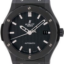 Hublot : Classic Fusion Black Magic :  511.CM.1770.RX :  Black...