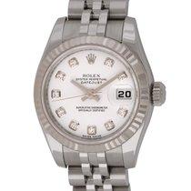 Rolex : Ladies Datejust 26mm :  179174 :  Stainless Steel :...