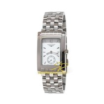 Longines Dolcevita Medium Quarz L55024166 white dial
