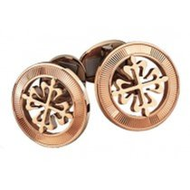 Patek Philippe Calatrava Cross Cufflinks 205.9089J3