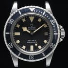 Tudor By Rolex 9411 Excellent Submariner Black SnowFlake Dial