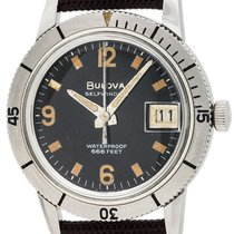 Bulova Diver's ref 386-1 circa 1964