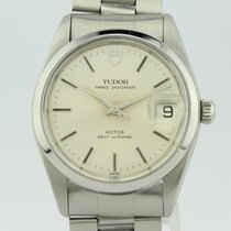 Tudor Prince OysterDate Case by Rolex Automatic Steel 35483