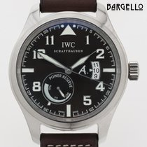IWC Flieger Saint Exupery Power Reserve White Gold Limited