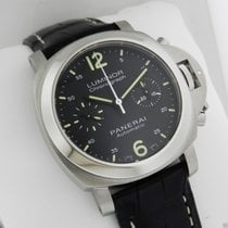 Panerai PAM00310 Luminor Chronograph 45mm PAM 310 NEW Complete