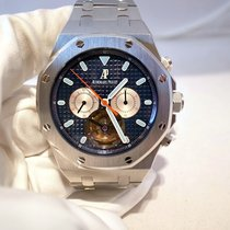 Audemars Piguet Royal Oak Tourbillon Chronograph - 25977ST.OO....