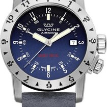 Glycine Airman Double Twelve Automatik 3938.18-LB8B