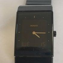 Rado ceramic men's wristwatch multifunction (analogue...