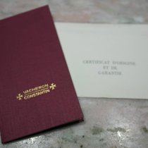 Vacheron Constantin rare vintage warranty booklet and papers