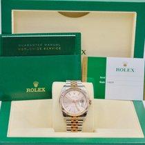 Rolex Unworn Datejust 36mm 116231 Rose Index Dial Jubilee