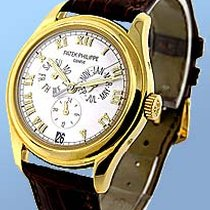 Patek Philippe Gent's 18K Yellow Gold  Annual Calendar...