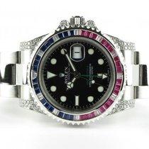 Ρολεξ (Rolex) GMT-Master II diamond