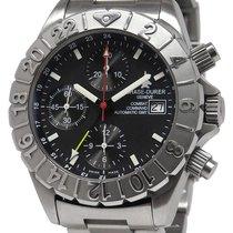 Pre-Owned Chase Durer Mens Chronograph - Stainless - Bracelet...