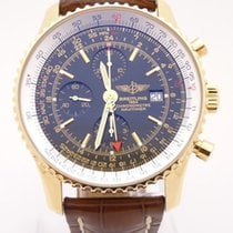 Breitling NAVITIMER WORLD GMT K24322 Limited Edition Chronogra...