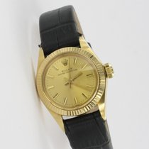 Rolex Oyster Perpetual Lady Gelbgold 6719