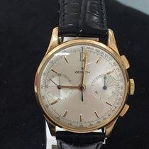 Zenith chronograph men's watch, 1950/1960