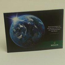 Rolex Service Information Booklet 2011 German