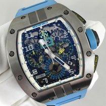 Richard Mille RM011 RM11 Titanium LeMans Classic Chronograph