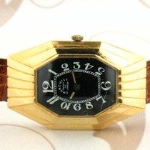 Churchill Watch Co. London 18k Solid Gold Unique Case Manual...
