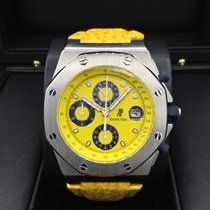Audemars Piguet Royal Oak Offshore Yellow Themes 25770ST.OO.D0...