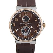 Ulysse Nardin Marine Chronometer 41mm 265-66/154280
