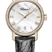 Chopard Classic 18K Rose Gold & Diamonds Ladies Watch