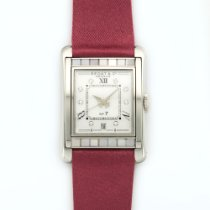 Bedat & Co No 7 Mother of Pearl Diamond Watch