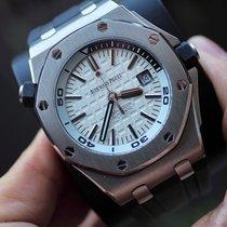 Audemars Piguet Royal Oak Offshore Diver - new model with...