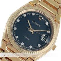 Rolex Datejust Quarz Gelbgold 5100